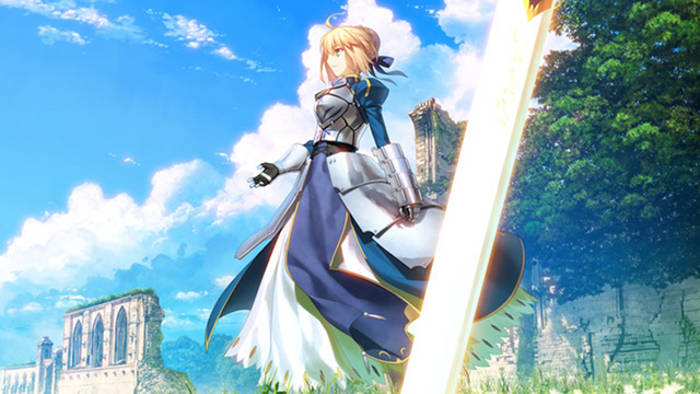 15 urodziny Fate/stay night