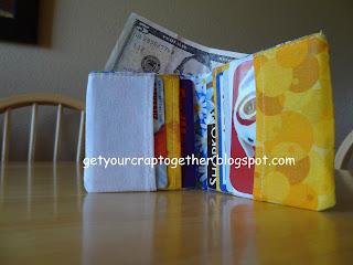 DIY Homemade Wallet Tutorial