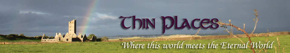 thin places celtic ireland mystical god earth interest links sacred spirituality letters tradition