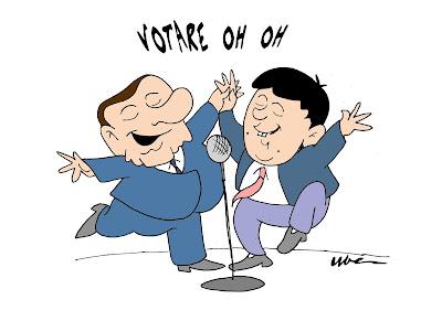 Risultati immagini per Votare oh oh