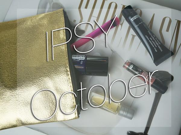 October Ipsy Glam Bag