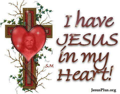 Jesus In My Heart