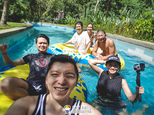 A big #TCSelfie to remember this moment at Lost World of Tambun