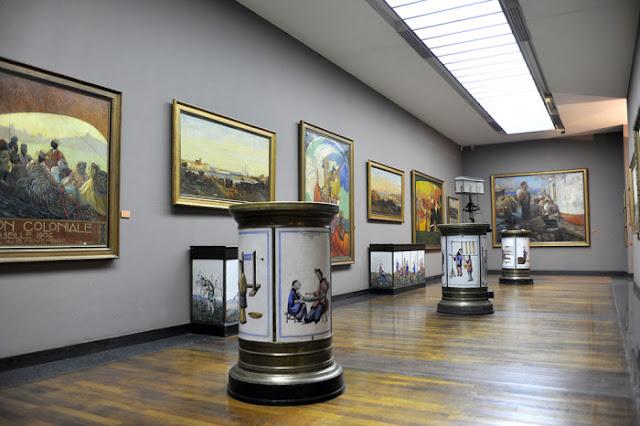 Museu da Marinha e a Economia de Marselha