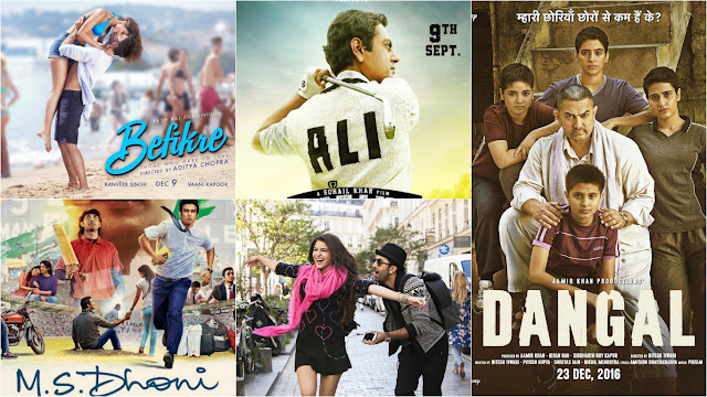 Upcoming Bollywood Films (Sept-Dec 2016) that we are Desperately waiting to watch!