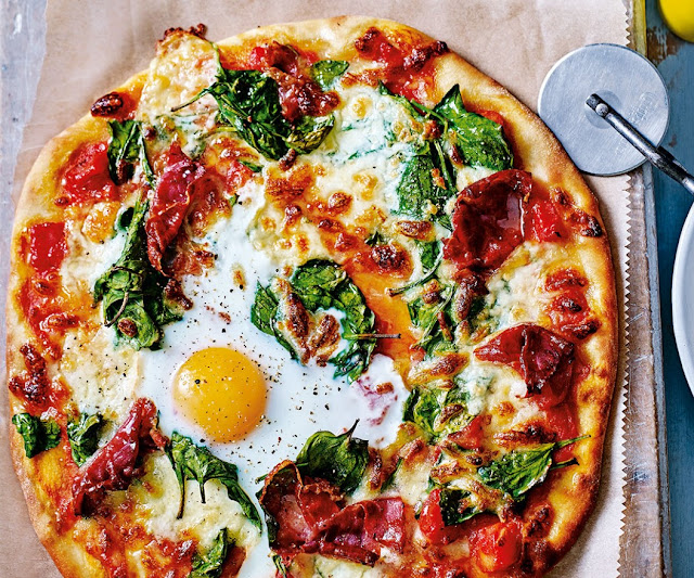 Florentine Pizza Recipe