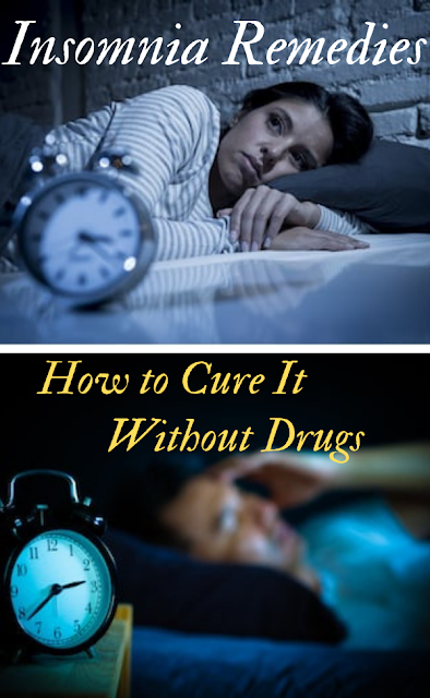 How to Cure Insomnia Without Drugs
