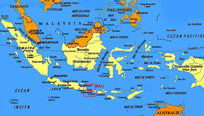 Carte Routiere Ubud Bali.Corinne Et Laurent A Bali Cartes De Bali
