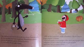 Il lupo che entrava nelle fiabe - Edizioni Gribaudo