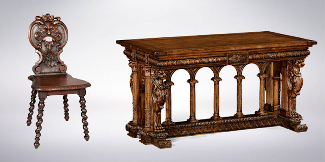 Renaissance Style Furniture
