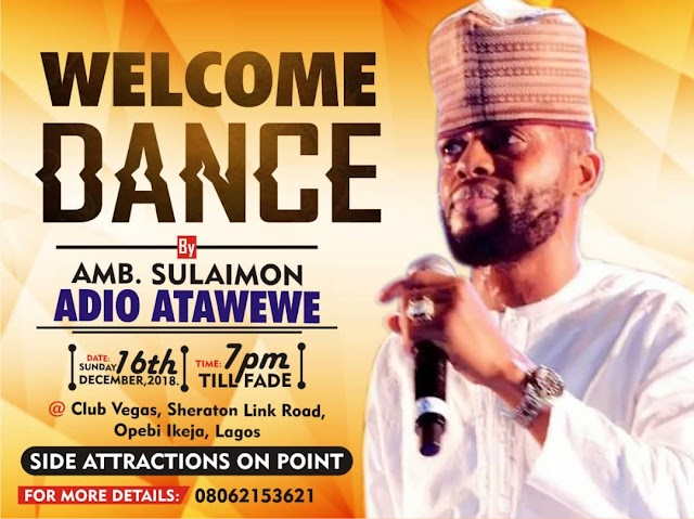 Atawewe Set For Welcome Dance After Ten Weeks America, Europe Tour
