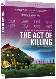DVD Releases: 'The Act of Killing' on January 7th