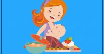कैसा होना चाहिए स्तनपान के दौरान माता का आहार ? Diet plan ...