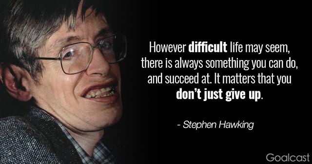 Quotes Stephen Hawking