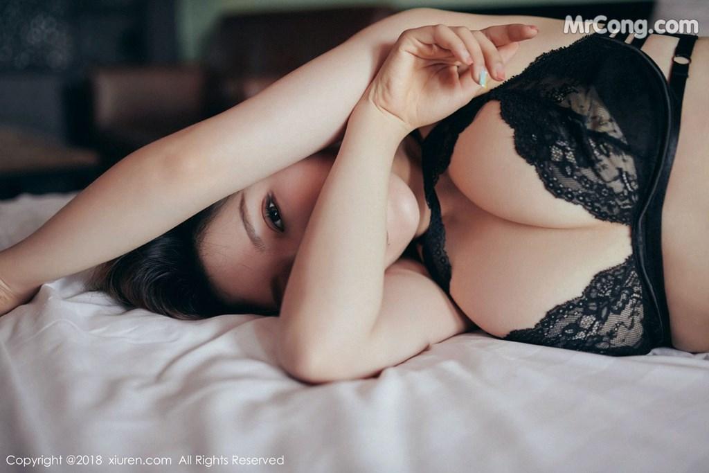 Image XIUREN-No.1200-Huang-Le-Ran-MrCong.com-001 in post XIUREN No.1200: Người mẫu Huang Le Ran (黄楽然) (54 ảnh)