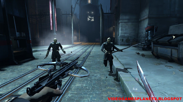 dishonored highly compressed for pc download