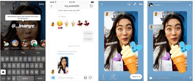 Bagaimana Cara Supaya Instagram Story Tidak di Share Orang di DM Instagram 2