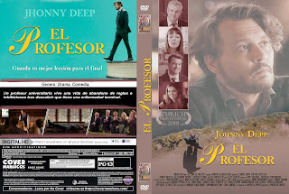 EL PROFESOR – THE PROFESSOR – 2018 [COVER – DVD]
