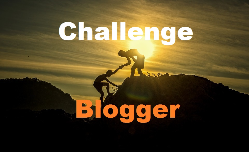The Challenge to Become a Blogger