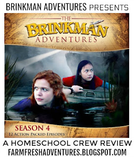 Brinkman Adventures Season 4 -a review