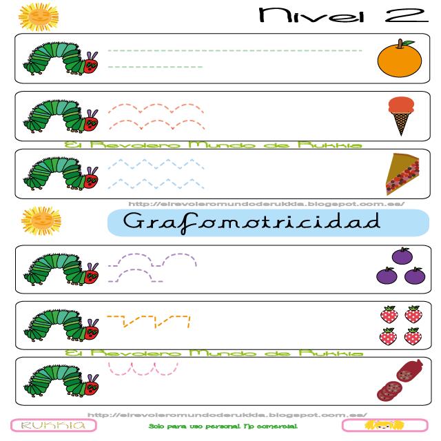 grafomotricidad.fichas.gratis