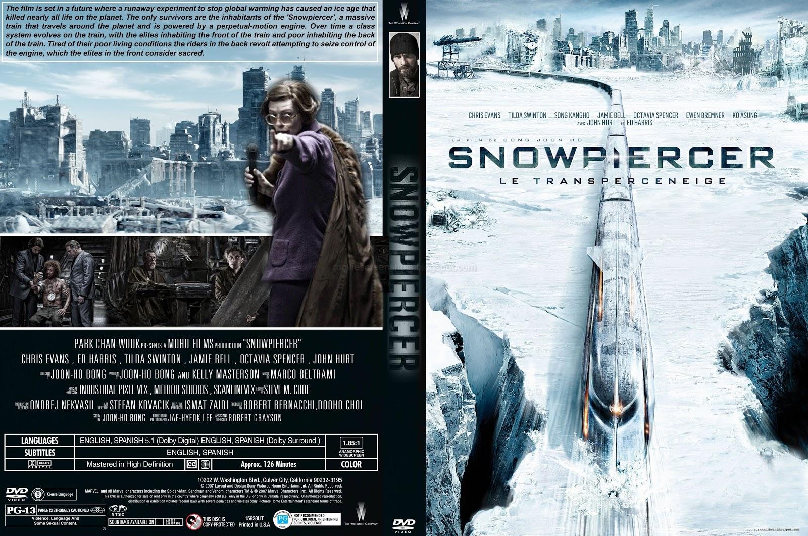 Vagebond's Movie ScreenShots: Snowpiercer (2013) part 2