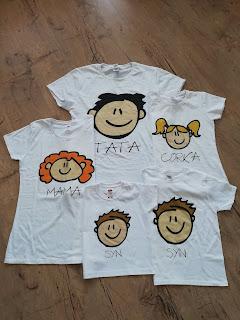 Najlepsze koszulki rodzinne, atrakcyjne wakacje z dzieckiem