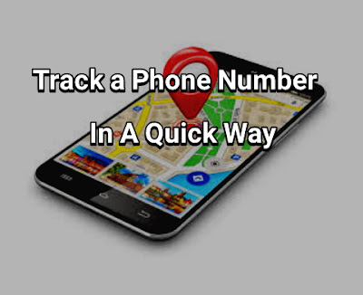 How To Track a Phone Number