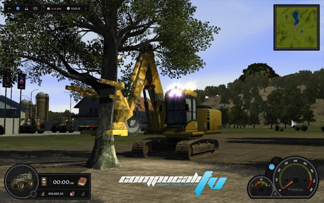 Woodcutter Simulator 2013 PC Full Descargar Juego