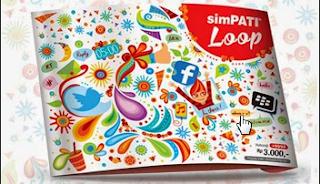 Daftar Paket Internet Simpati Loop Terbaru Dan Termurah Di Kelasnya
