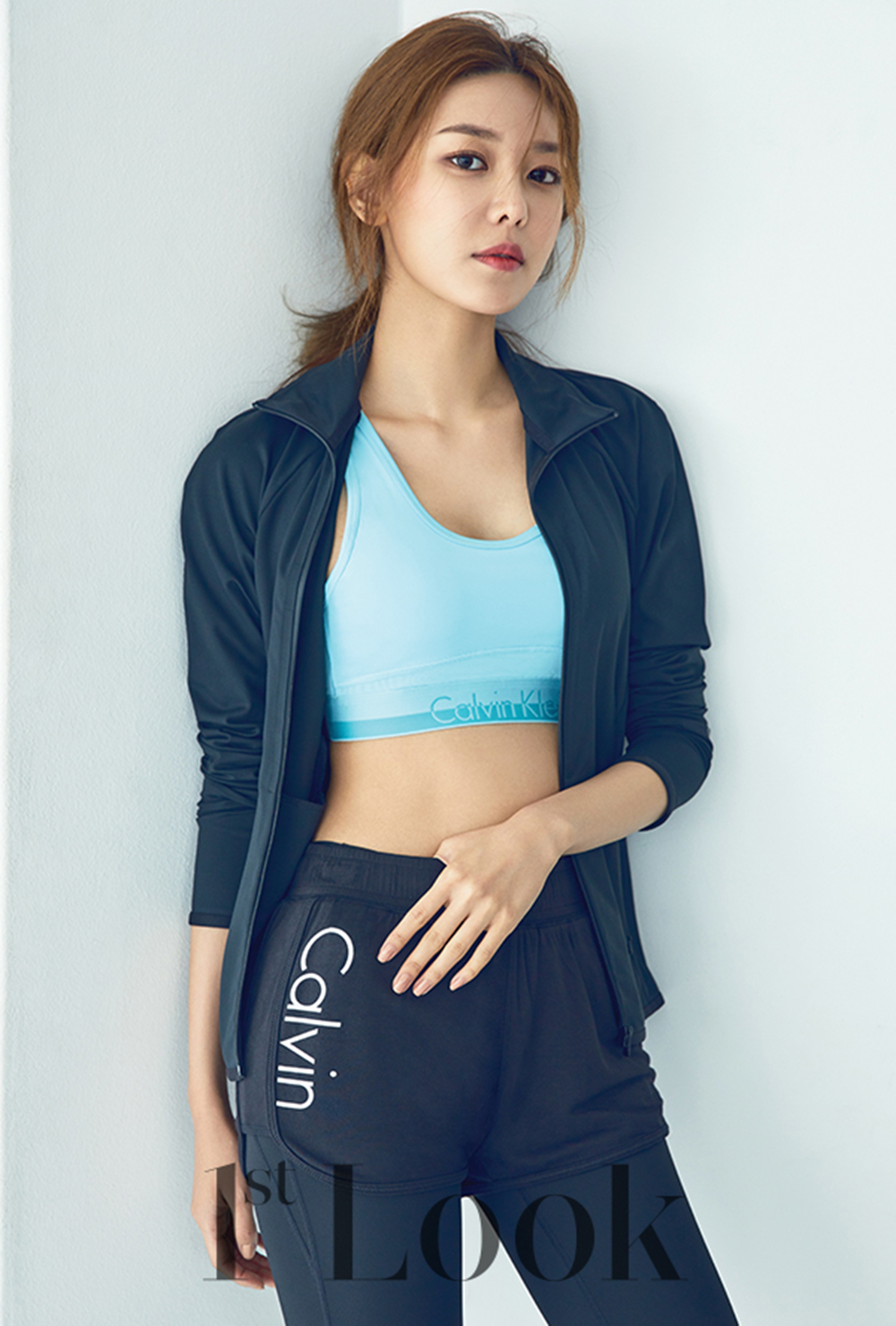 snsds gorgeous sooyoung for 1st look magazine snsd oh