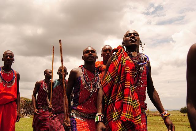 tribus de masai en africa
