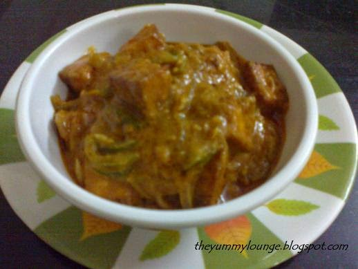 Kadai Paneer with Gravy Recipe