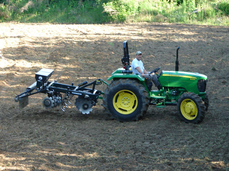 The Ultimate Plot Planting Machine Farming Paraphernalia To