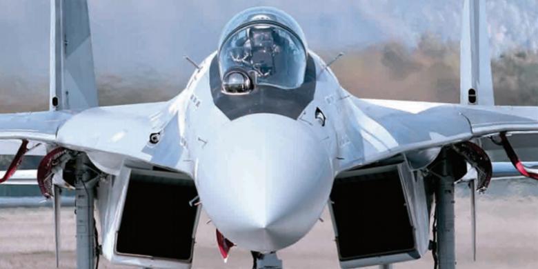 Berapa Harga Satu Unit Sukhoi Su-35?