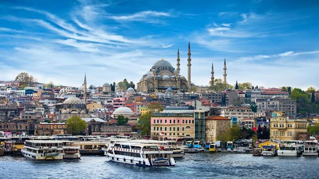 سائق في اسطنبول وجدول سياحي