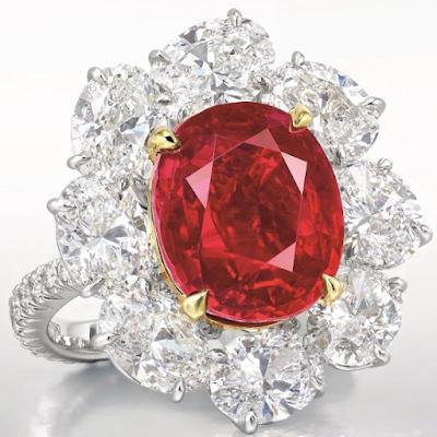High Life Living Luxury: Ruby