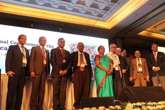 Life Time Achievement Award for Four Neurosurgeons