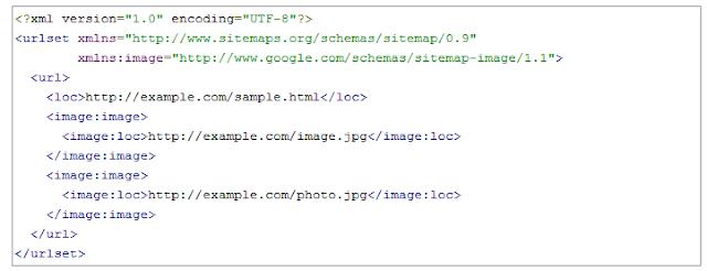 Puedes crear un sitemap de imágenes para optimizar su búsqueda en Google o inlcuir uno en tu sitemap ya existente.