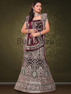 Designer-indian-lehenga-choli-dresses-designs-2017-for-women-3
