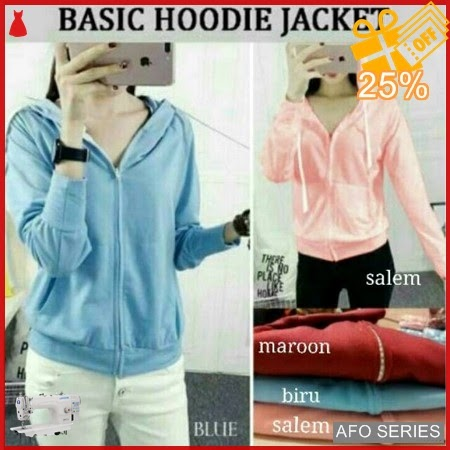 AFO095 Model Fashion Basic Jacket Modis Murah BMGShop