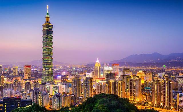 Đài Bắc khu du lịch đài loan