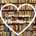 #Rombklove: Day 10 | Royalty
