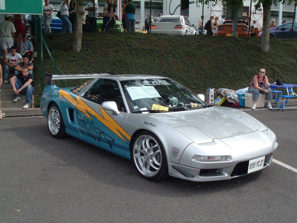 FusionCars: Honda NSX Tuning