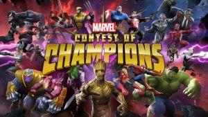 MARVEL Contest of Champions MOD APK 18.1.0 2018