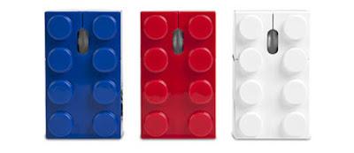 Mouse de Lego