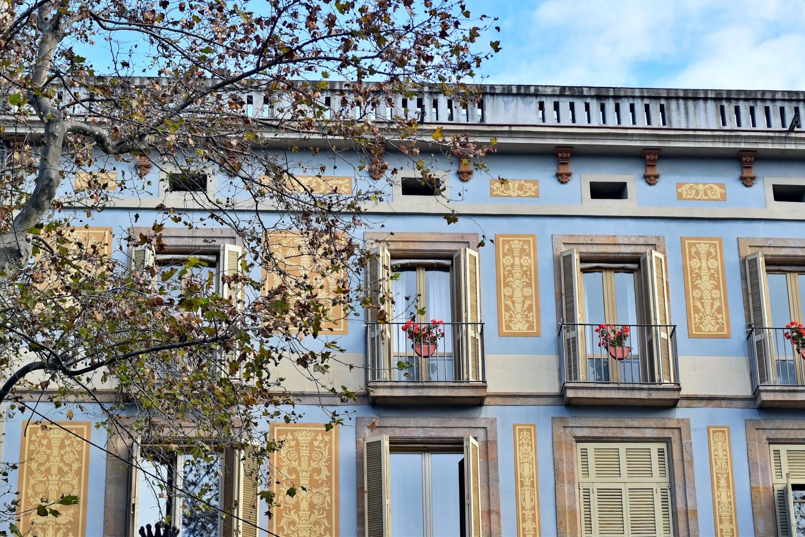 barcelona inverno