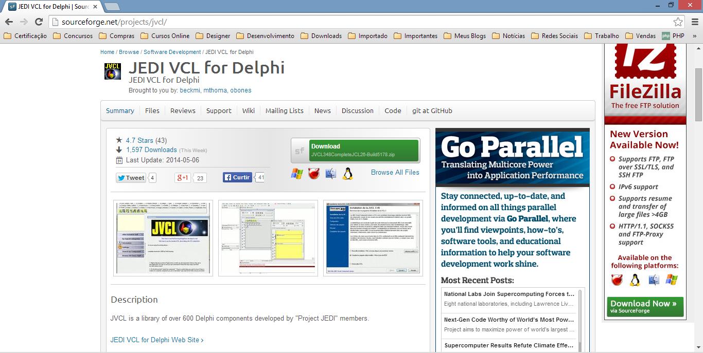 Installing JEDI for Delphi XE5 ~ Business Developer