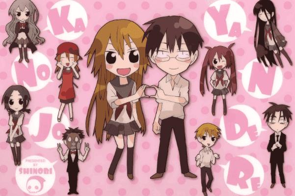 Yandere Kanojo - Daftar Manga Romance Terbaik Sepanjang Masa