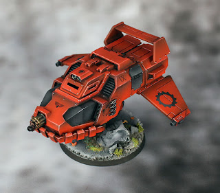 Forge World Land Speeder Tempests - Horus Heresy (30K) Blood Angels